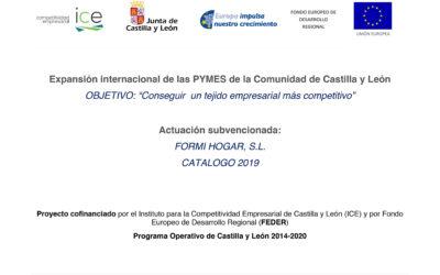 Expansión internacional de las PYMES de la Comunidad de Castilla y León